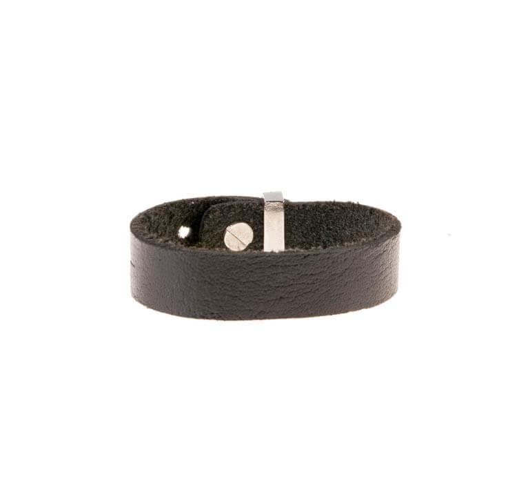 دستبند چرمی مردانه LM1034