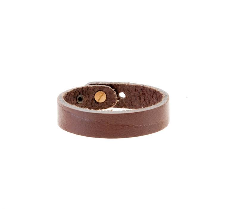دستبند چرمی مردانه LM1035