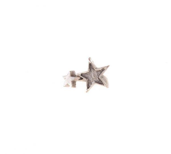 انگشتر ورشو طرح ستاره VRI1009