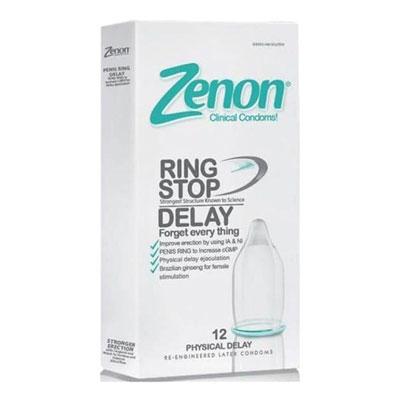 کاندوم زنون RING STOP DELAY کد 1571