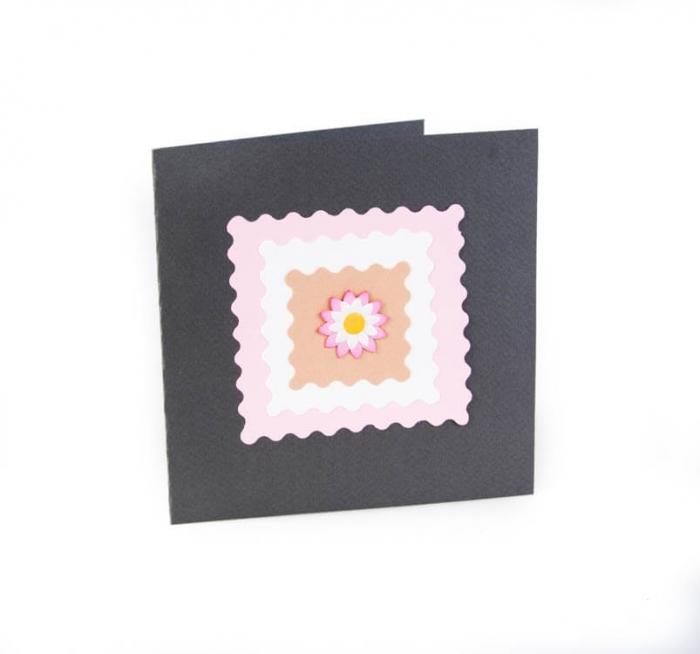 کارت پستال دست ساز شومر کد CP1001