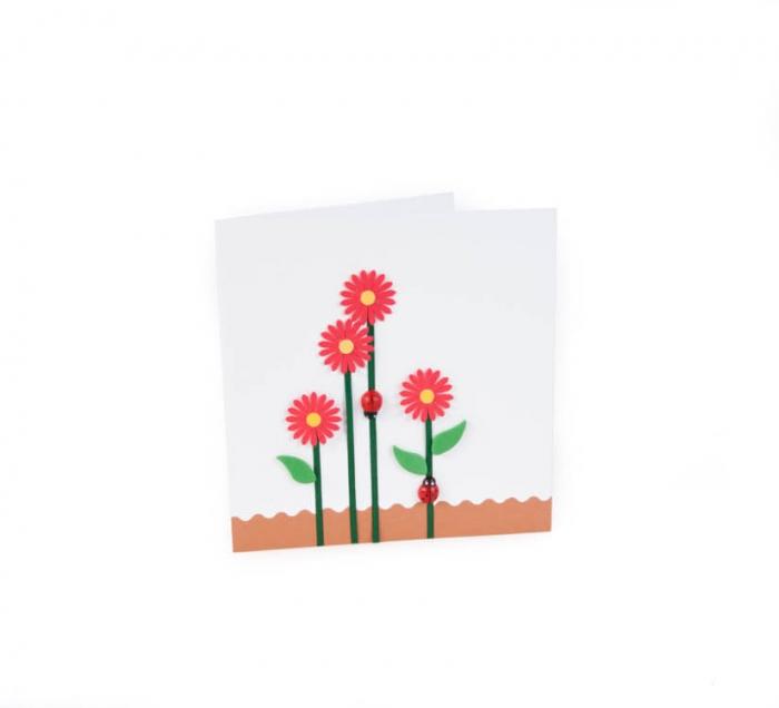 کارت پستال دست ساز شومر کد CP1010