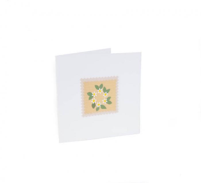 کارت پستال دست ساز شومر کد CP1012