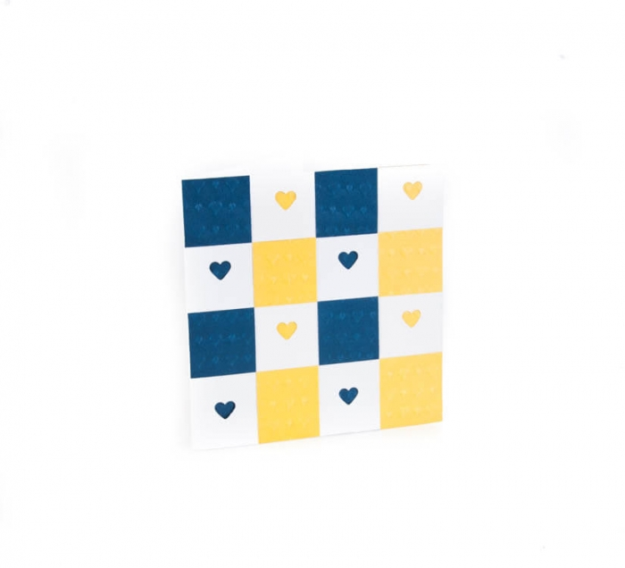 کارت پستال دست ساز شومر کد CP1014