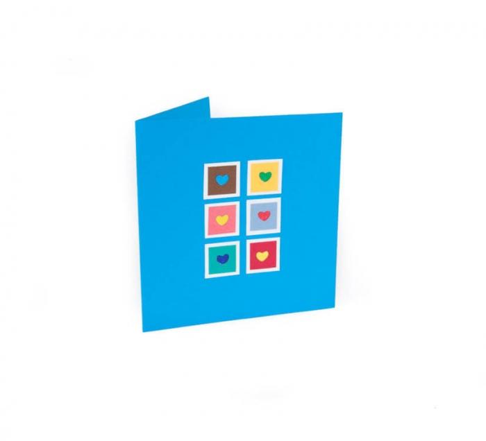 کارت پستال دست ساز شومر کد CP1016