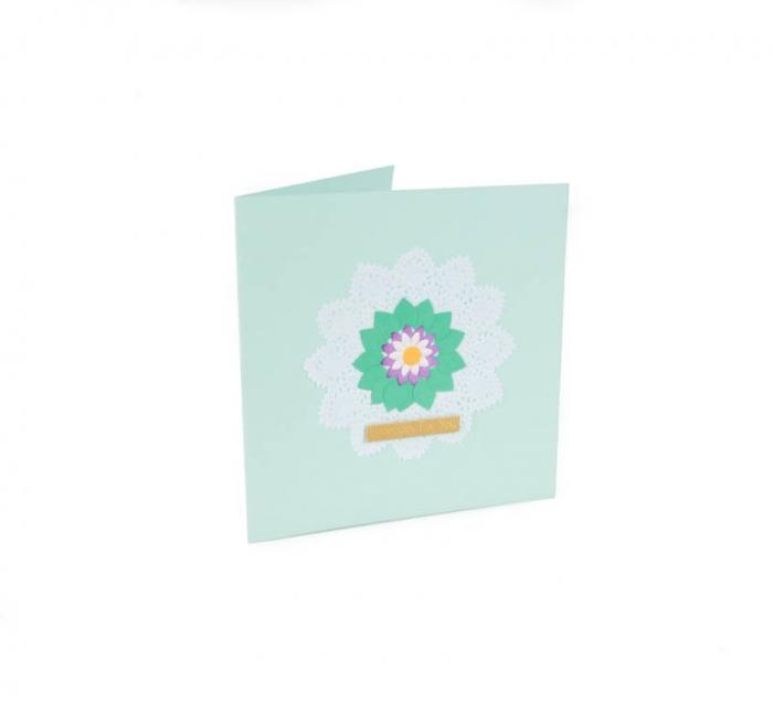 کارت پستال دست ساز شومر کد CP1020