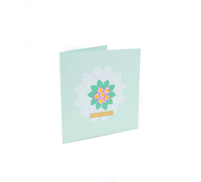 کارت پستال دست ساز شومر کد CP1022