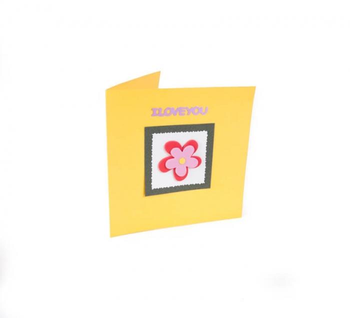 کارت پستال دست ساز شومر کد CP1030