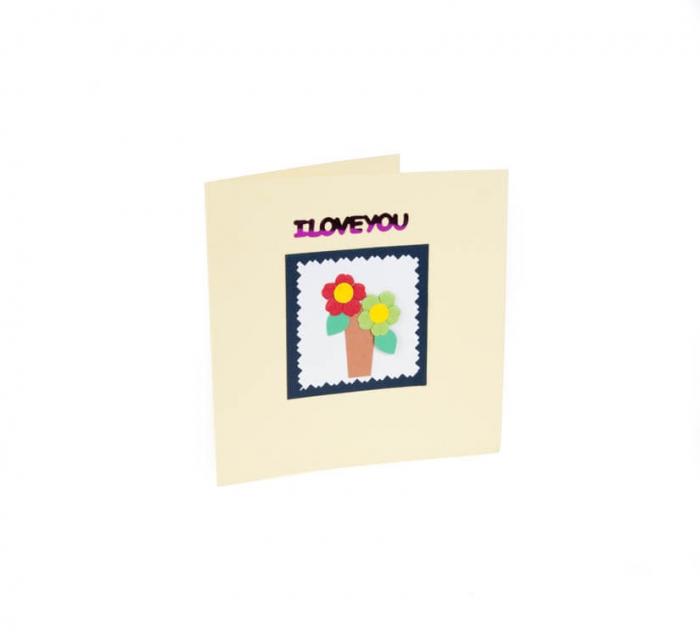 کارت پستال دست ساز شومر کد CP1037