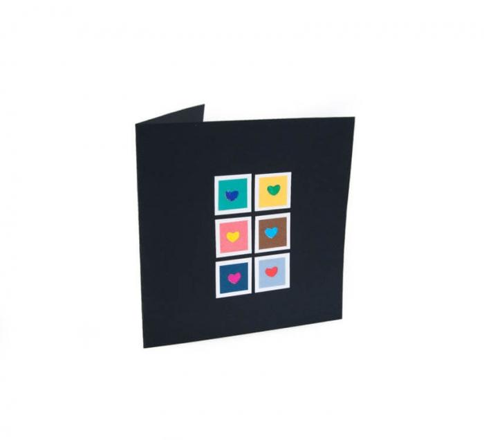 کارت پستال دست ساز شومر کد CP1032