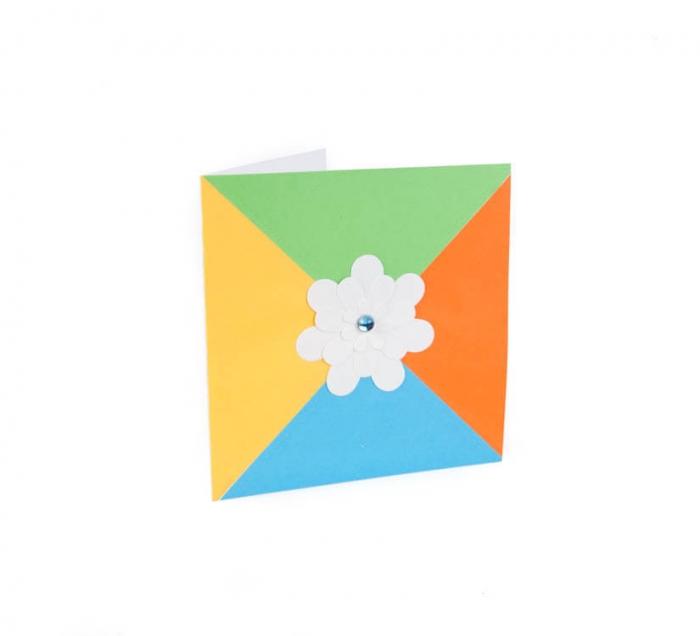 کارت پستال دست ساز شومر کد CP1033