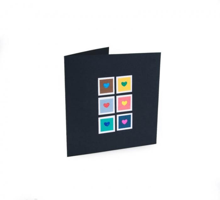 کارت پستال دست ساز شومر کد CP1035