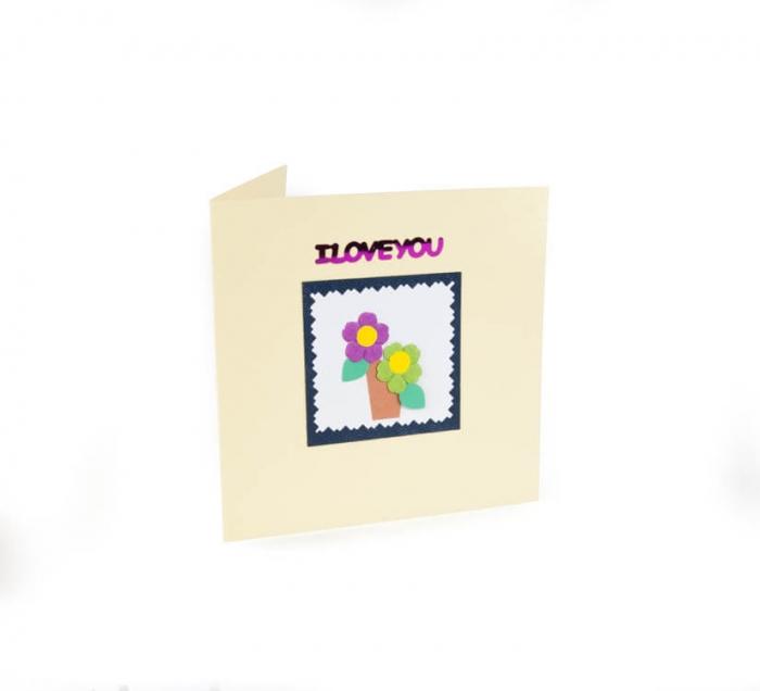 کارت پستال دست ساز شومر کد CP1042