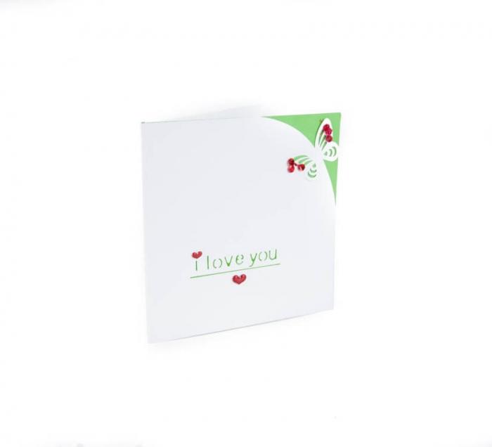 کارت پستال دست ساز شومر کد CP1031