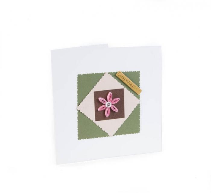 کارت پستال دست ساز شومر کد CP1005