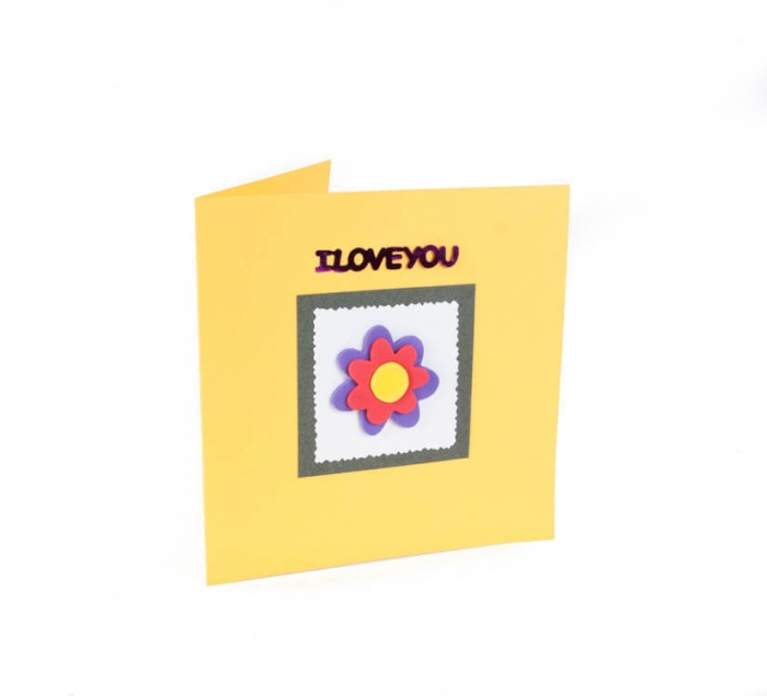کارت پستال دست ساز شومر کد CP1047