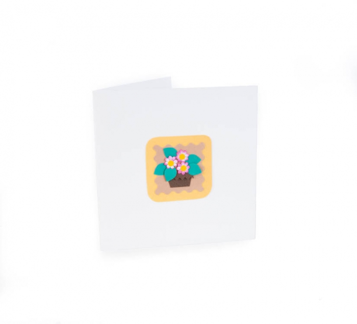 کارت پستال دست ساز شومر کد CP1009