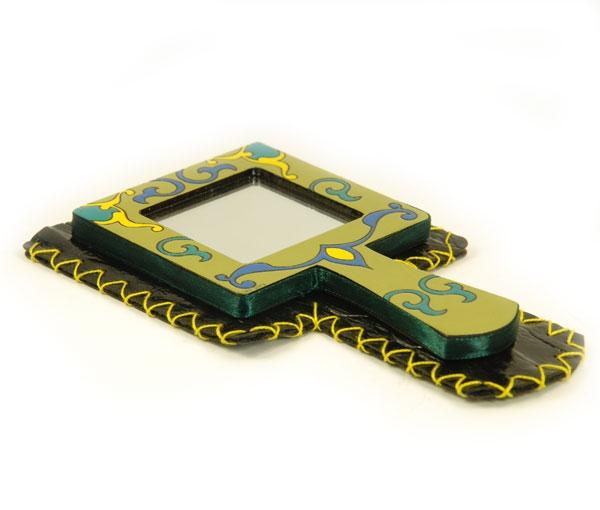 آینه طرح دار دست ساز کد MH1004