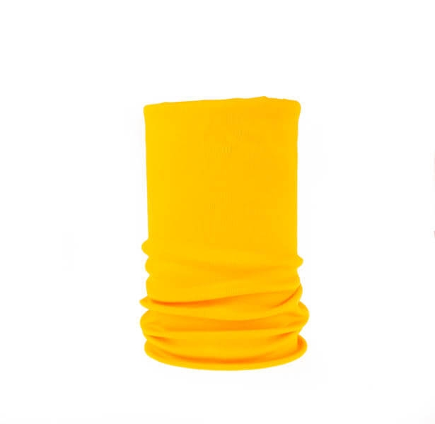 اسکارف ساده نارنجی کد SS 1103