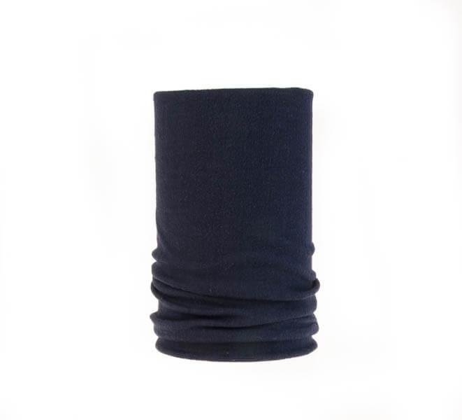 اسکارف ساده سورمه ای رنگ کد SS 1105