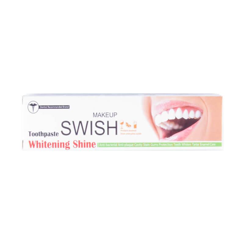 خمیر دندان سوئیش مدل Whitening Shine  حجم 120g