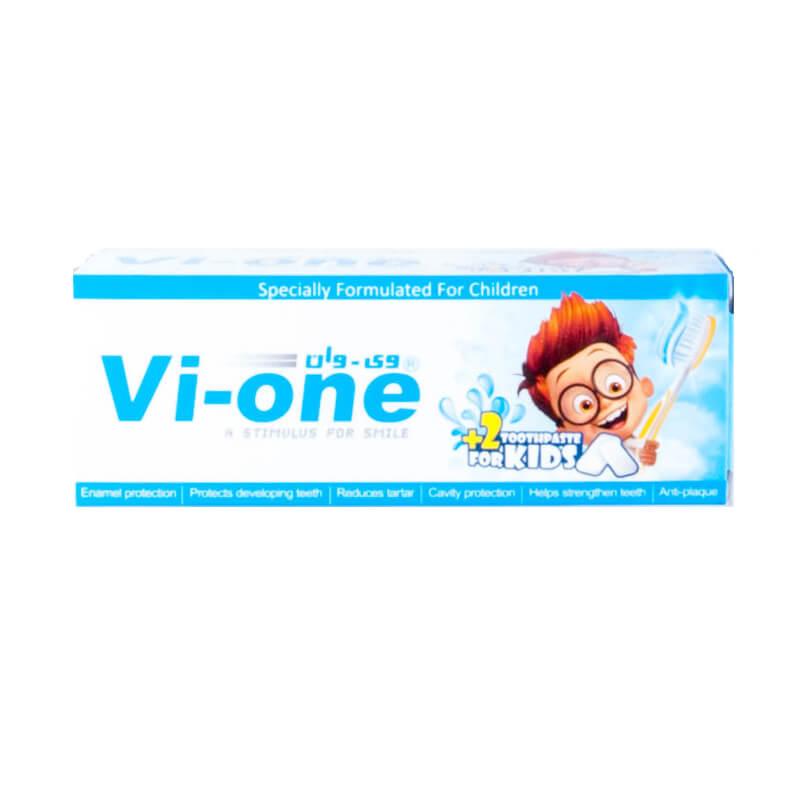 خمیر دندان وی وان کودک مدل Chewing gum حجم 70g