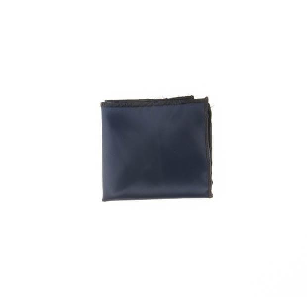 دستمال جیب ساده سورمه ای رنگ PSH1097