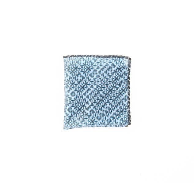 دستمال جیب طرح دار PSH1095