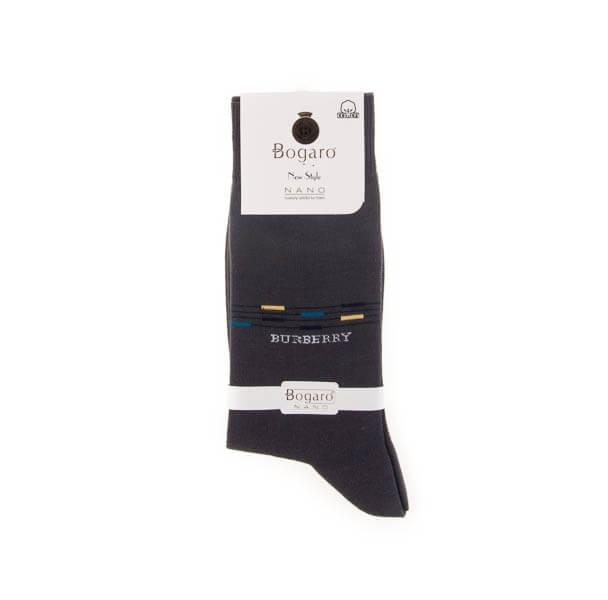 جوراب مردانه ساده bogaro کد SMS1034