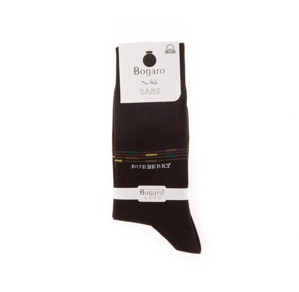جوراب مردانه ساده bogaro کد SMS1035