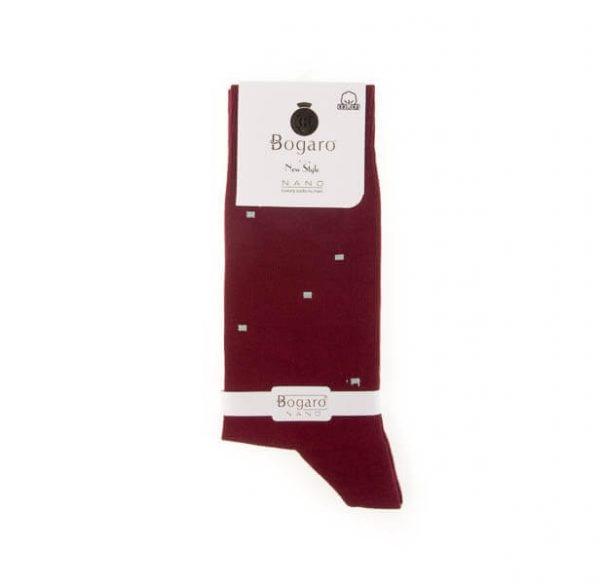 جوراب مردانه طرح دار bogaro کد SMS1036