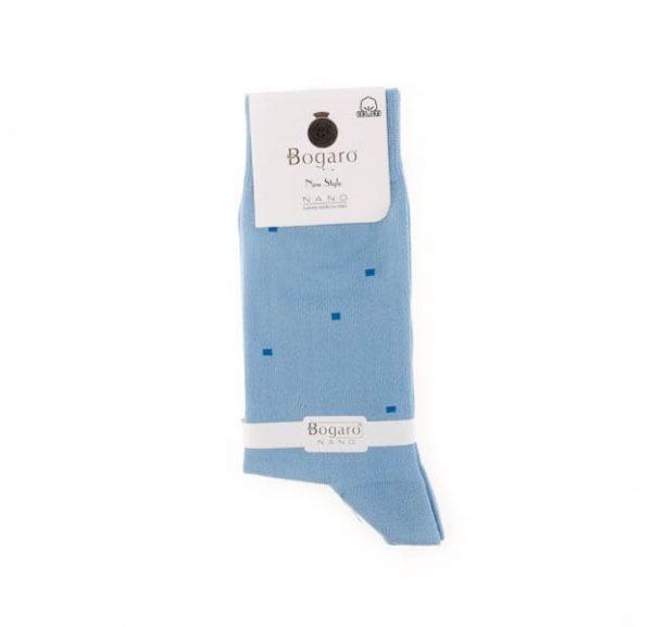 جوراب مردانه طرح دار bogaro کد SMS1038