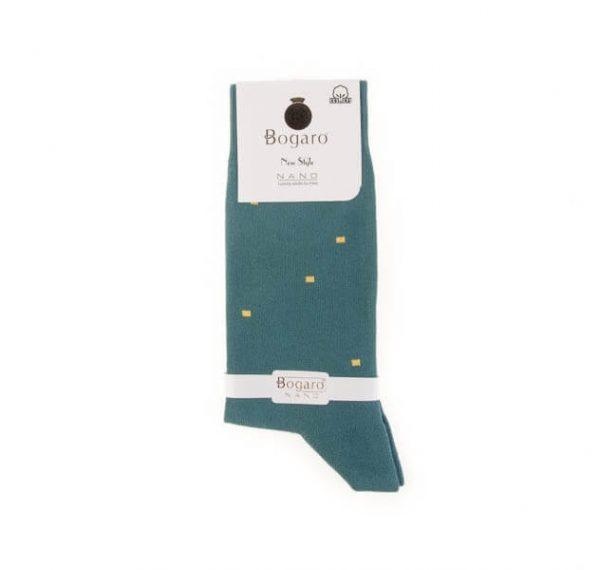 جوراب مردانه طرح دار bogaro کد SMS1039
