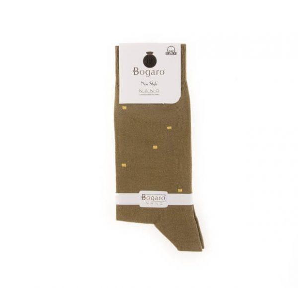 جوراب مردانه طرح دار bogaro کد SMS1040