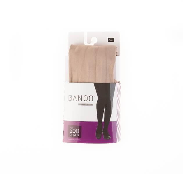 جوراب شلواری زنانه برند بانو کد sw1059