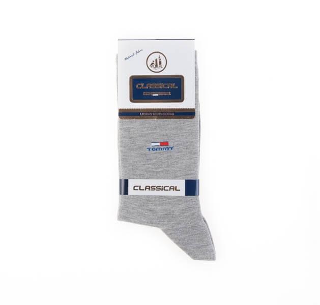 جوراب مردانه ساده classical کد SMS1065