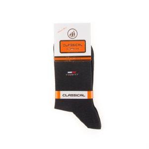 جوراب مردانه ساده classical کد SMS1068