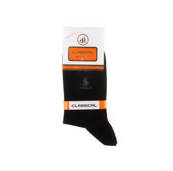 جوراب مردانه ساده classical کد SMS1069