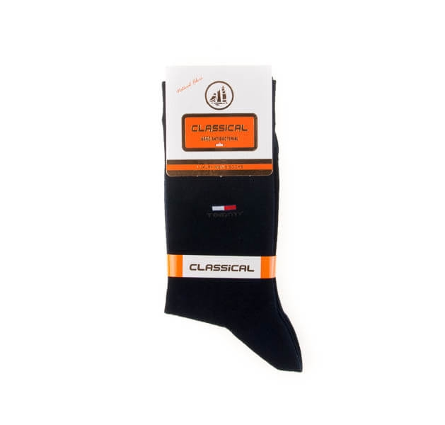 جوراب مردانه ساده classical کد SMS1070