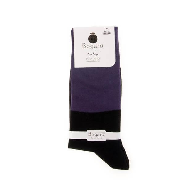 جوراب مردانه طرح دار bogaro کد SMS1062