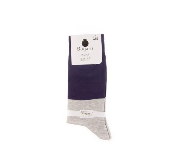 جوراب مردانه طرح دار bogaro کد SMS1060