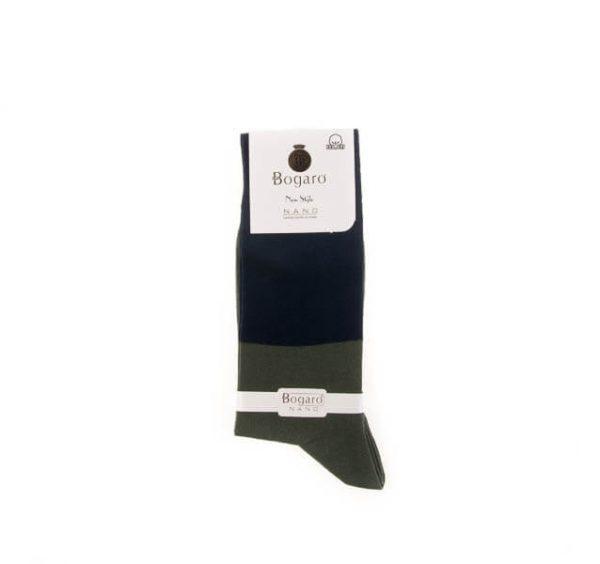جوراب مردانه طرح دار bogaro کد SMS1058