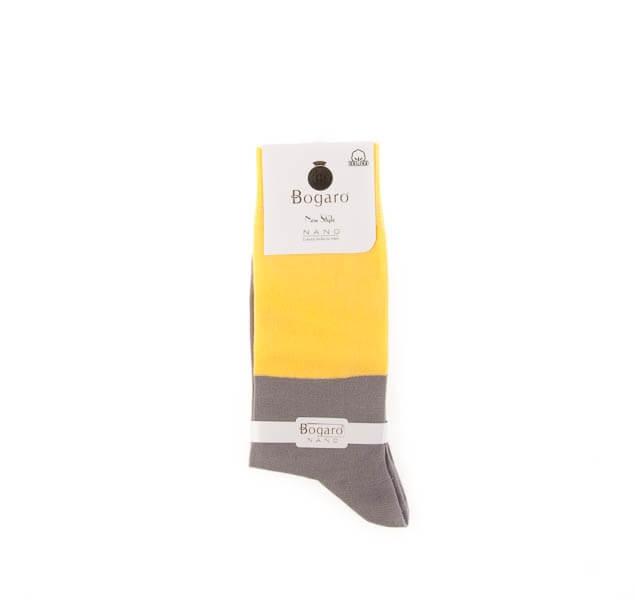 جوراب مردانه طرح دار bogaro کد SMS1056