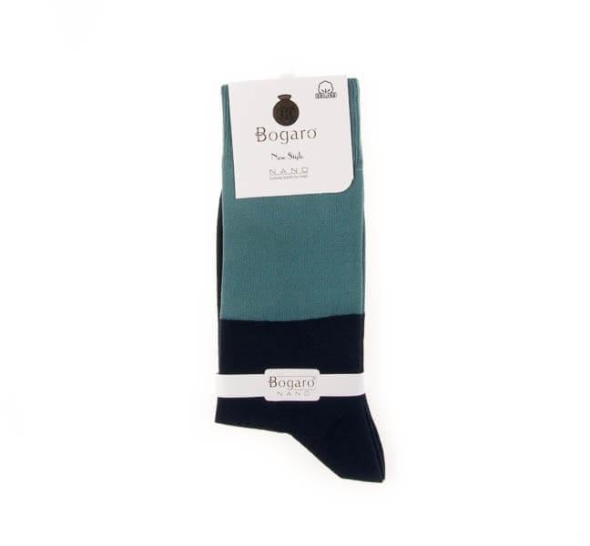 جوراب مردانه طرح دار bogaro کد SMS1053