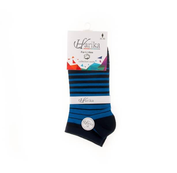 جوراب زنانه طرح دار هاریکا کد sw1029
