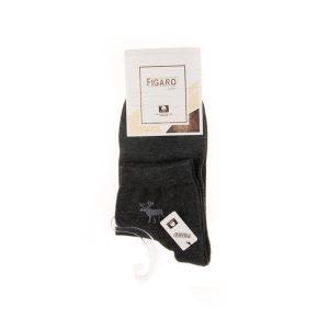 جوراب مردانه ساده کد SMS1001