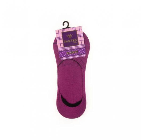 جوراب کفی زنانه ساده کد sw1049