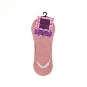 جوراب کفی زنانه ساده کد sw1050