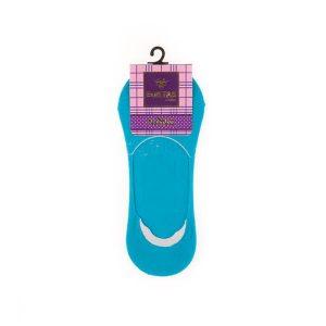 جوراب کفی زنانه ساده کد sw1053