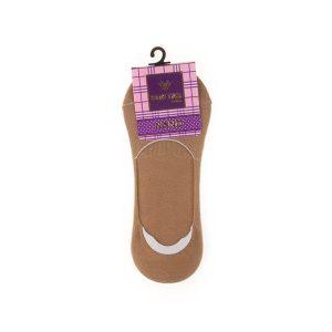 جوراب کفی زنانه ساده کد sw1054